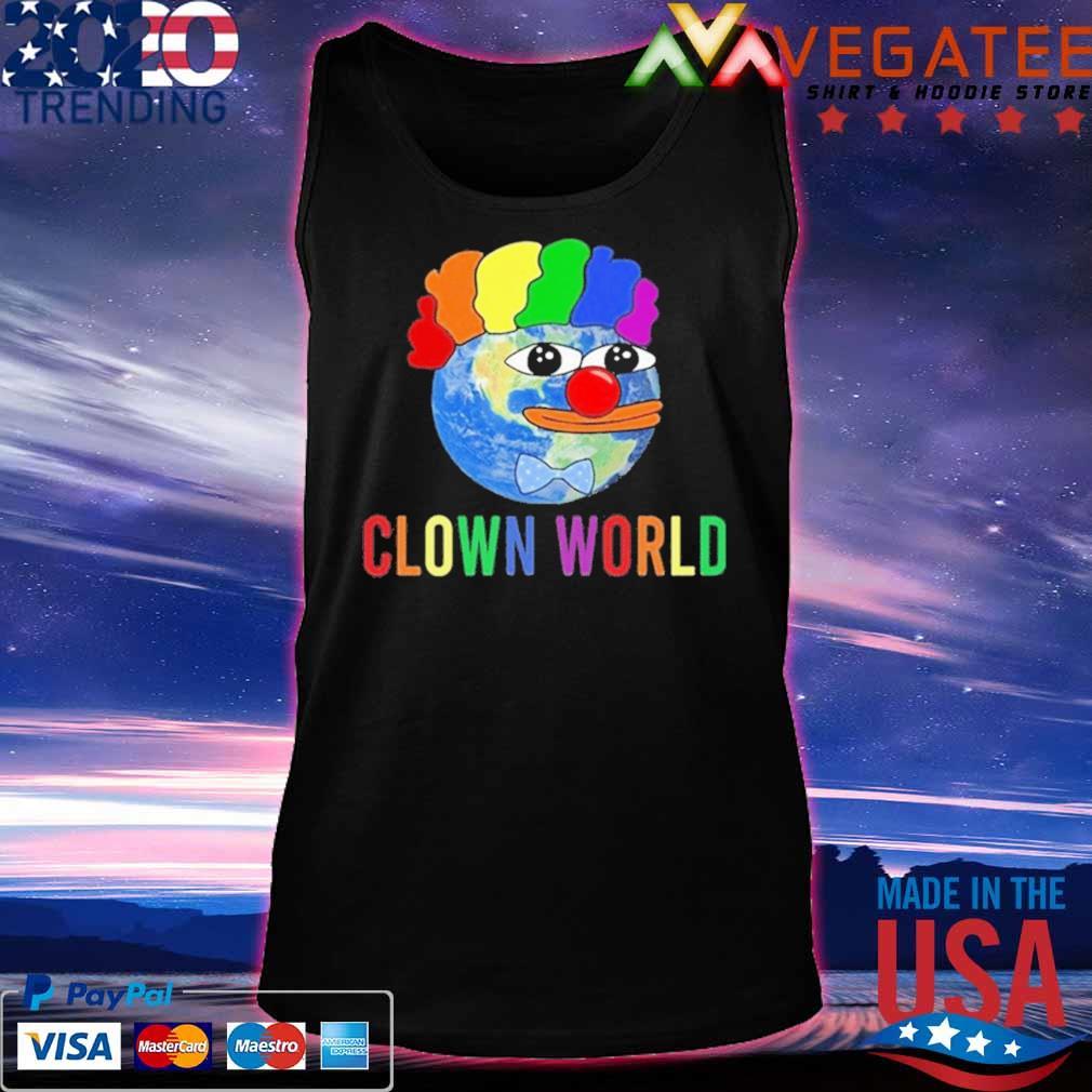 Clown World Clown Pepe Honk Honk Shirt Tanktop