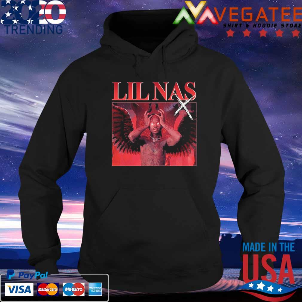 Lil Nas X 's new music Montero Call Me Your Name Shirt Hoodie