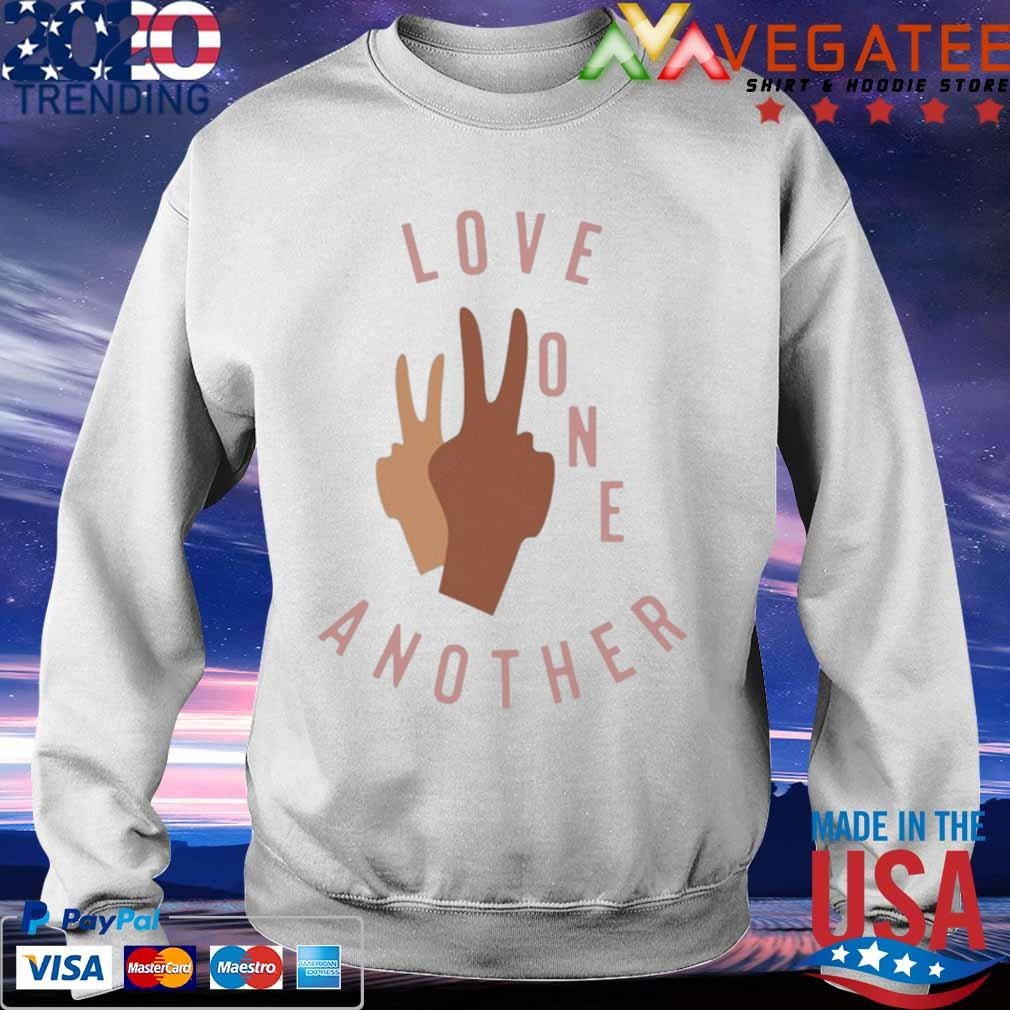 Official Old Navy Love One Another Shirt Sweatshirt