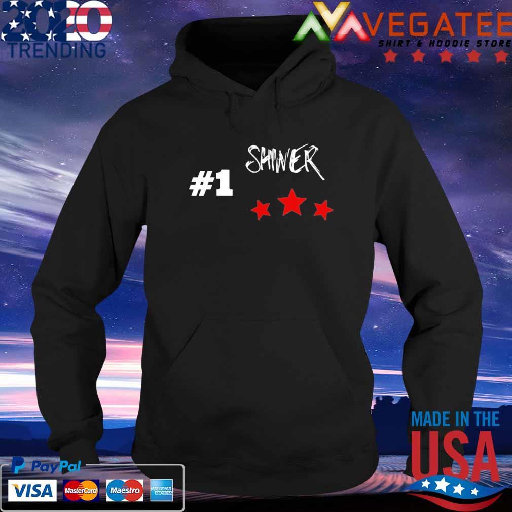 #1 Shiner Graphic Shirt Hoodie