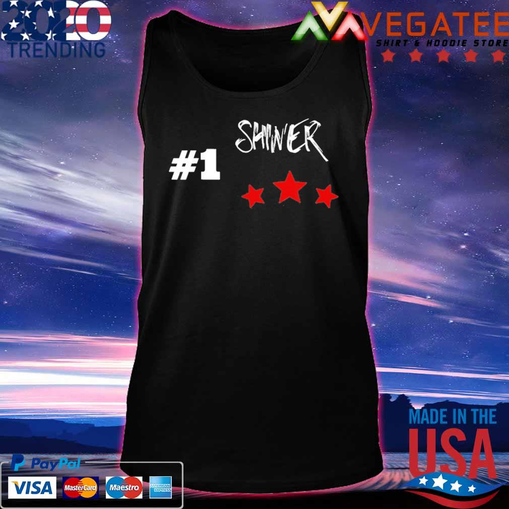 #1 Shiner Graphic Shirt Tanktop