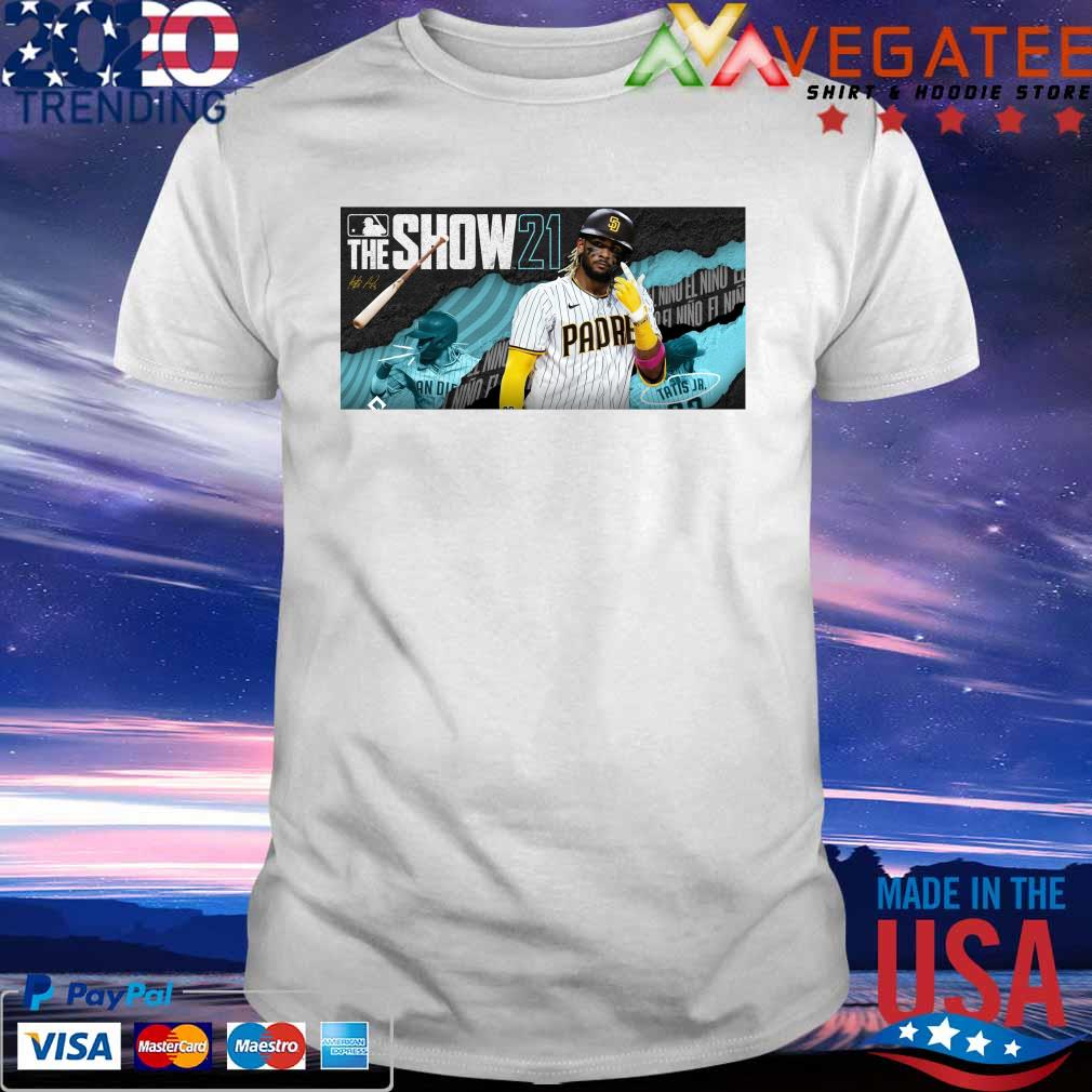 MLB The Show 21 now available on Xbox Game shirt