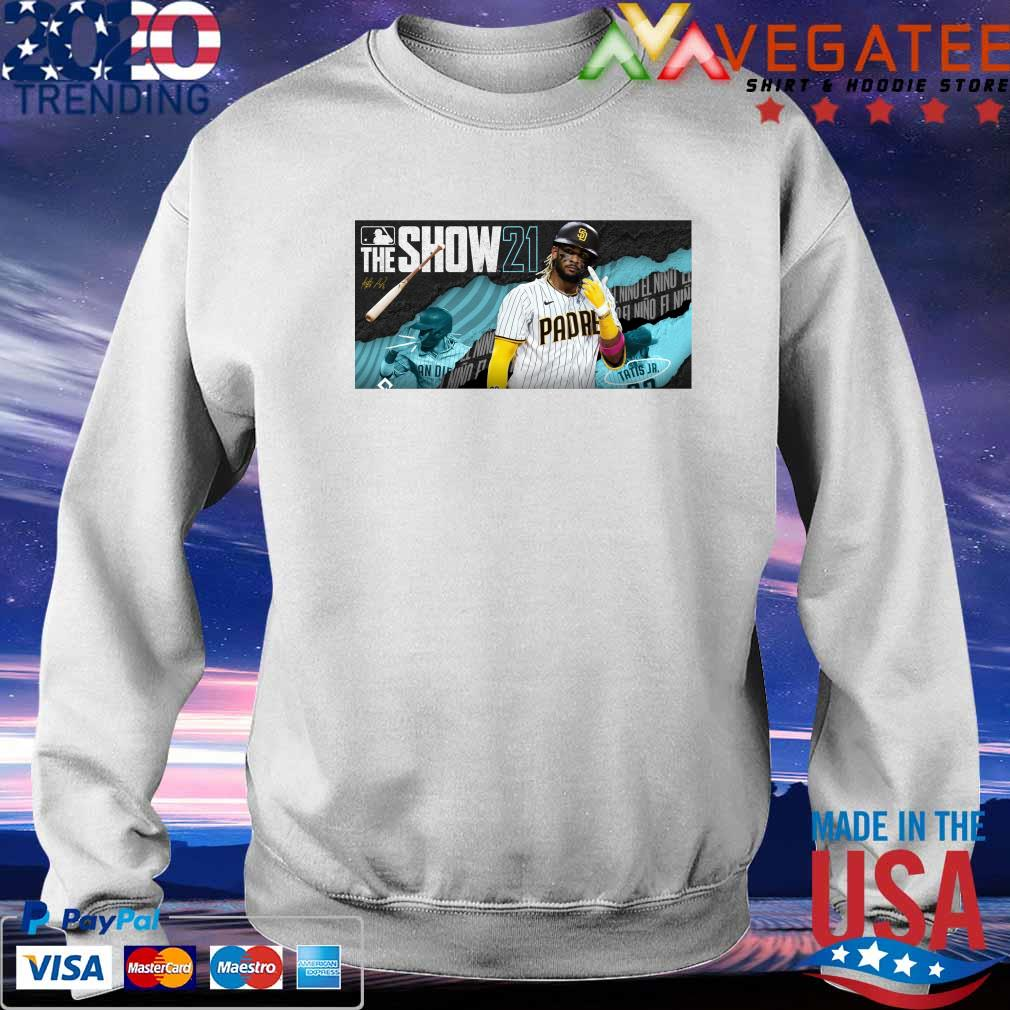 MLB The Show 21 now available on Xbox Game s Sweatshirt