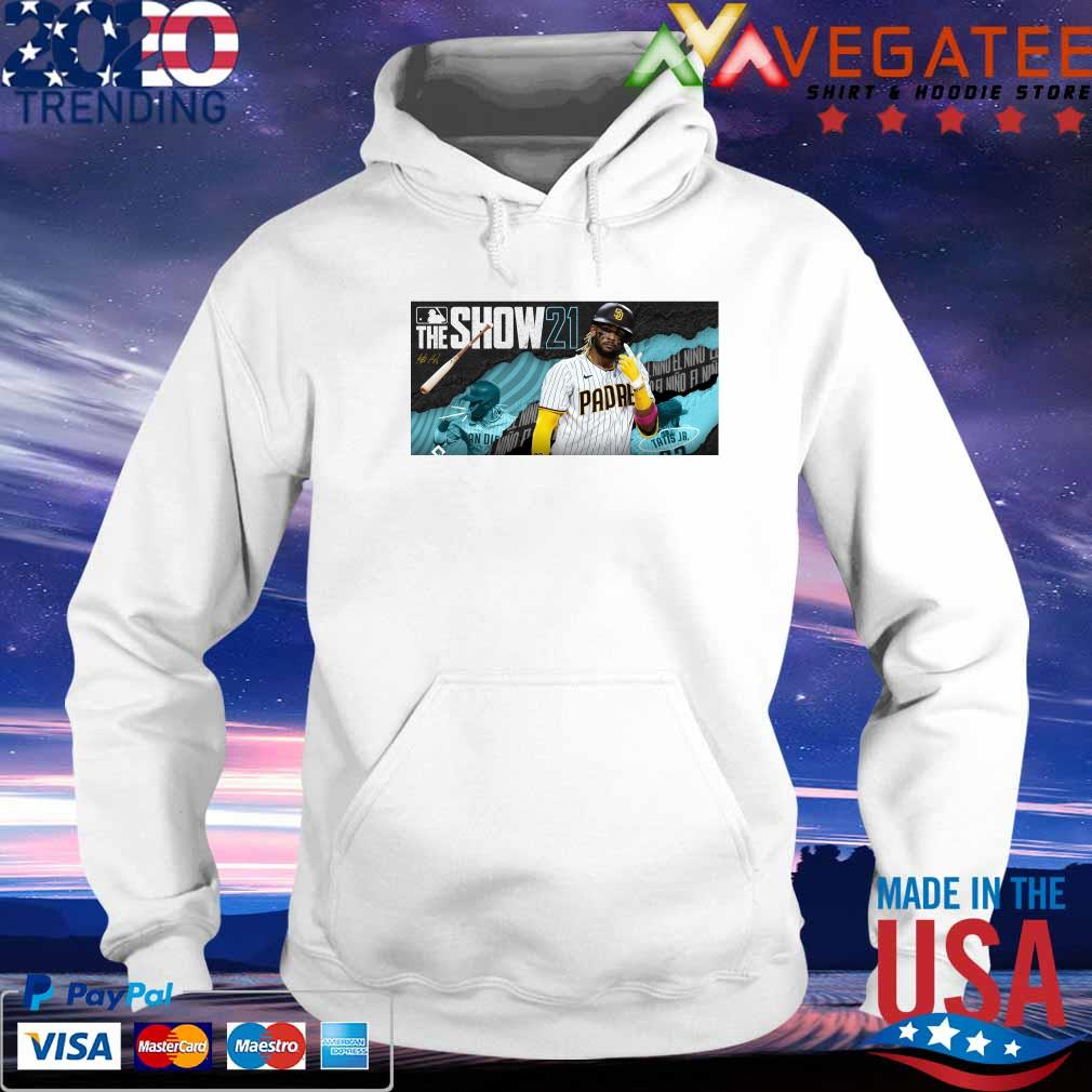 MLB The Show 21 now available on Xbox Game s hoodie