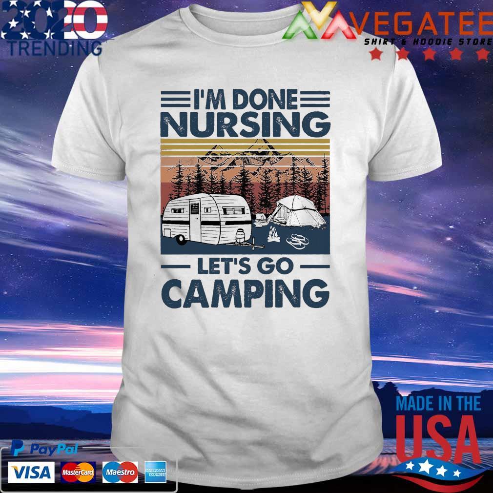 Let/'s Go Camping Sweatshirt