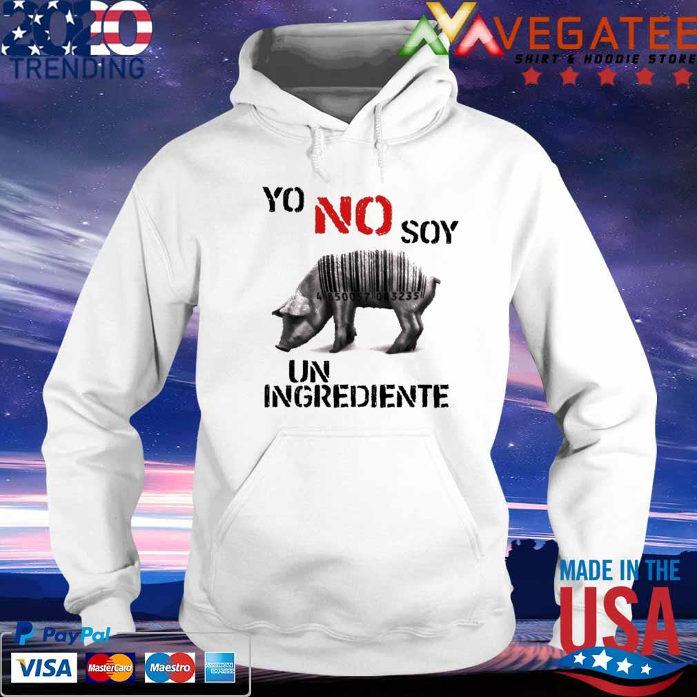 Pig Yo No soy Un ingrediente s hoodie