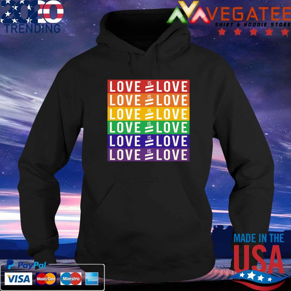 Human rights are for everyone no matter who you are or whom you love s Hoodie